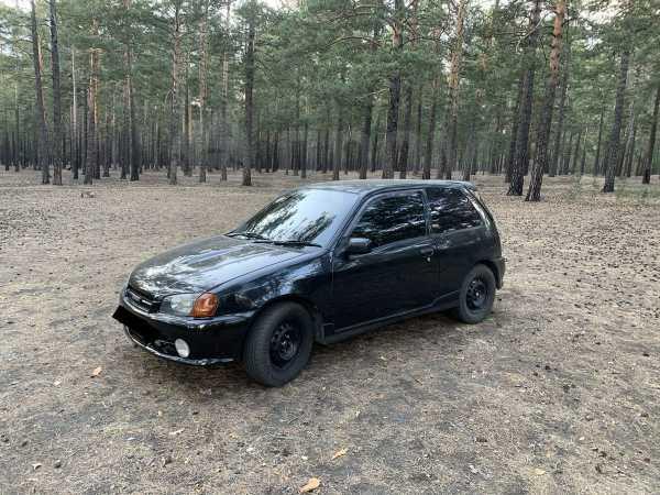 Toyota Starlet, 1996 год, 190 000 руб.