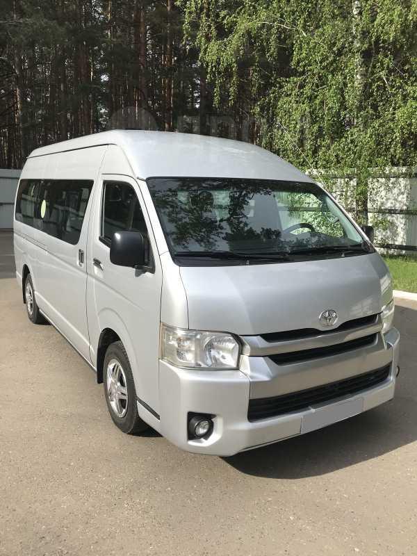 Toyota Hiace, 2014 год, 1 500 000 руб.