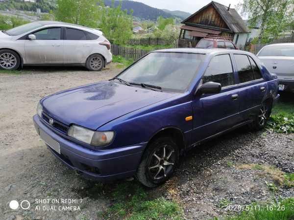 Nissan Sunny, 1991 год, 58 000 руб.