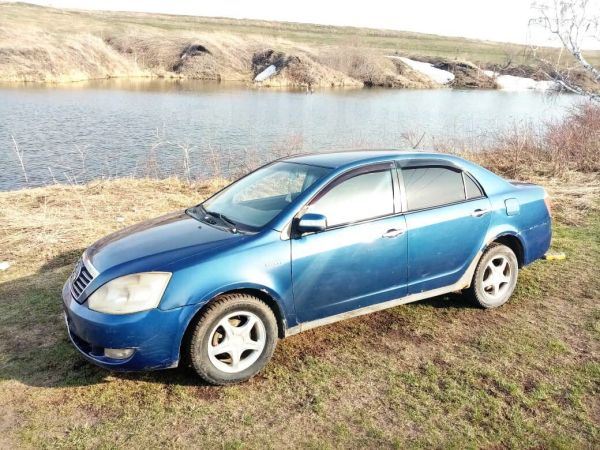Geely Vision, 2008 год, 125 000 руб.