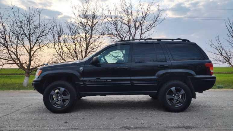 Jeep Grand Cherokee, 2004 год, 590 000 руб.