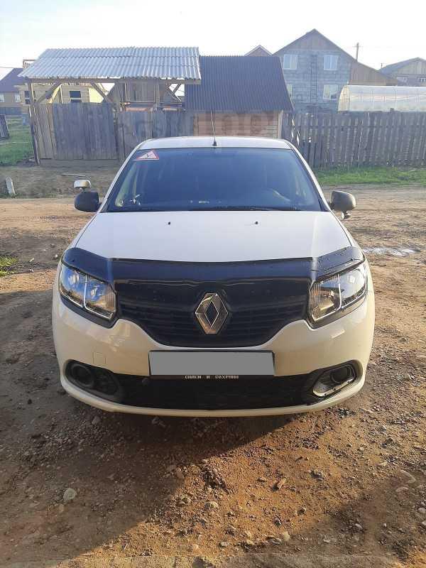 Renault Sandero, 2015 год, 280 000 руб.
