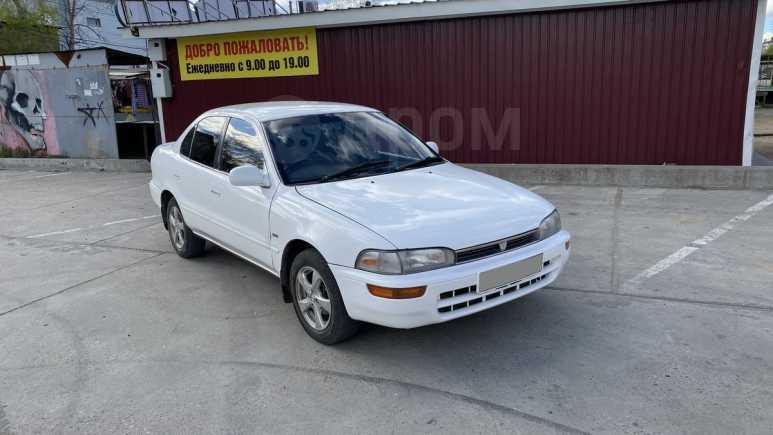 Toyota Sprinter, 1991 год, 160 000 руб.