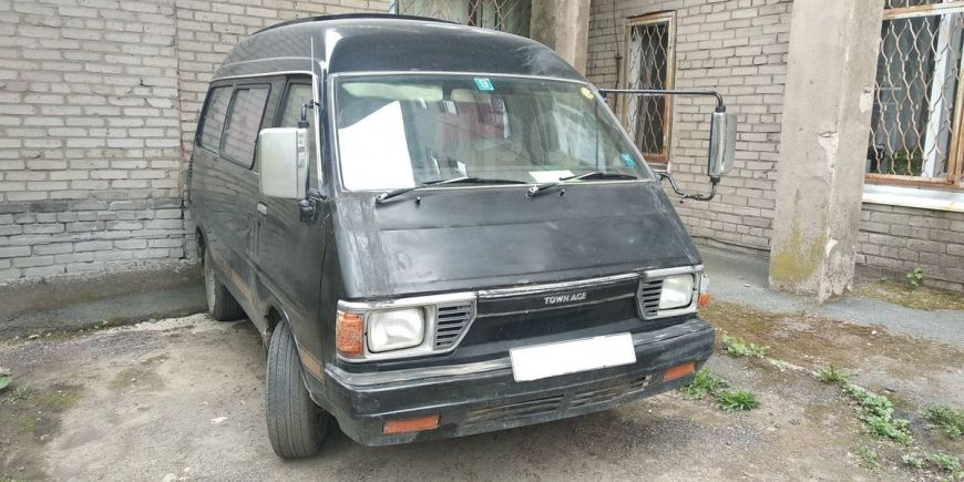Toyota Town Ace, 1981 год, 95 000 руб.