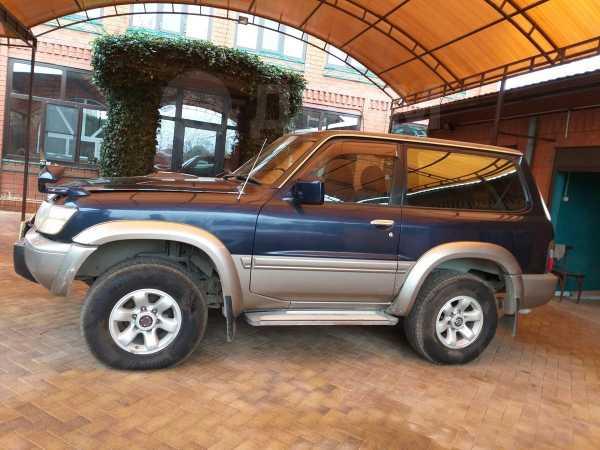 Nissan Safari, 1999 год, 650 000 руб.
