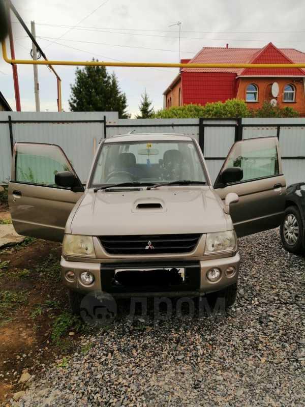 Mitsubishi Pajero Mini, 2000 год, 180 000 руб.