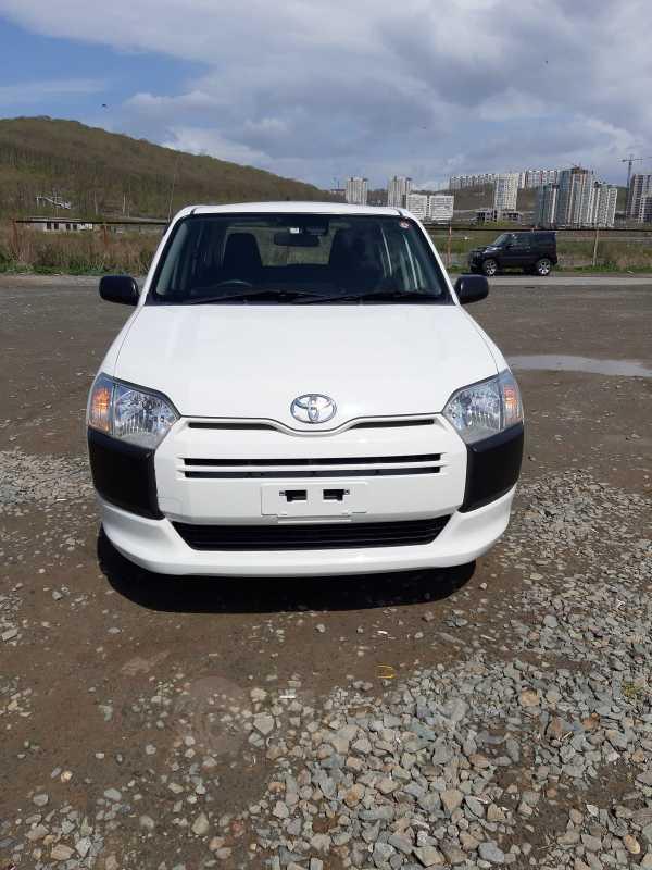 Toyota Probox, 2018 год, 650 000 руб.