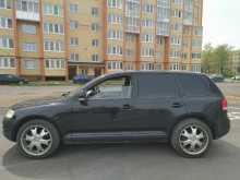 Великий Новгород Touareg 2004