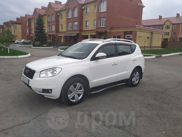 Geely Emgrand X7, 2015 год, 499 000 руб.