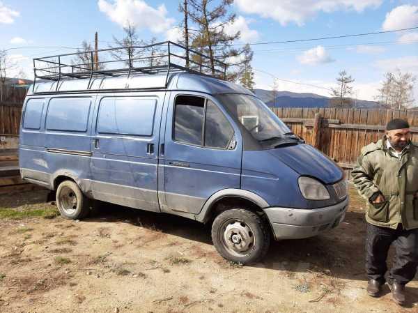 ГАЗ 2217, 2007 год, 120 000 руб.