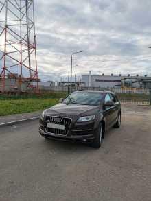 Москва Audi Q7 2011
