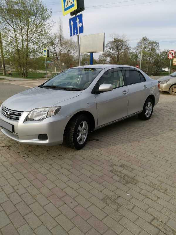 Toyota Corolla Axio, 2007 год, 380 000 руб.