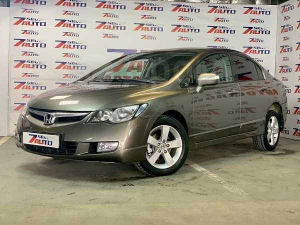Honda Civic, 2008 год, 400 000 руб.