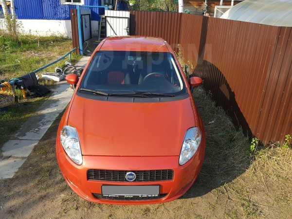 Fiat Punto, 2006 год, 207 000 руб.