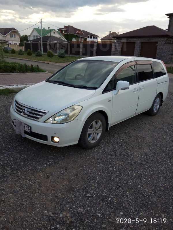 Nissan Presage, 2003 год, 380 000 руб.