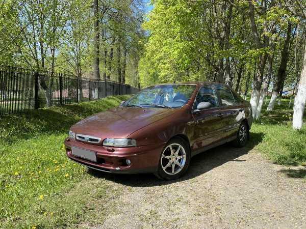 Fiat Marea, 1997 год, 60 000 руб.