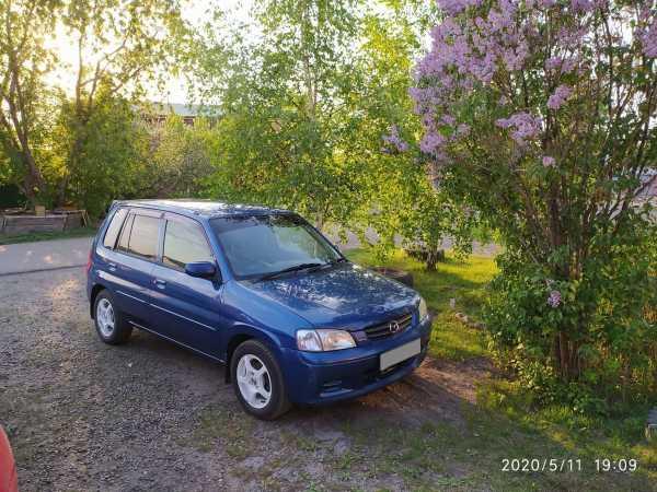 Mazda Demio, 2001 год, 200 000 руб.