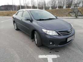 Мурманск Corolla 2012
