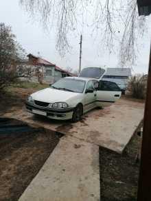 Владимир Avensis 1998