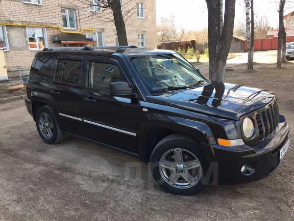 Jeep Liberty, 2007 год, 500 000 руб.