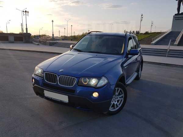 BMW X3, 2007 год, 630 000 руб.