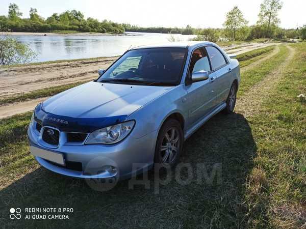 Subaru Impreza, 2007 год, 340 000 руб.