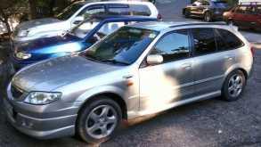 Миасс Familia S-Wagon