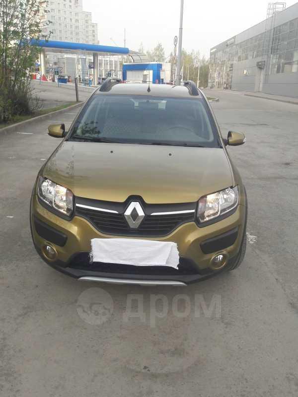 Renault Sandero Stepway, 2017 год, 615 000 руб.