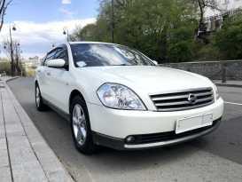 Владивосток Nissan Teana 2004