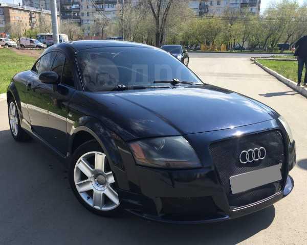 Audi TT, 2004 год, 455 000 руб.