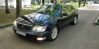 Москва LS400 2000