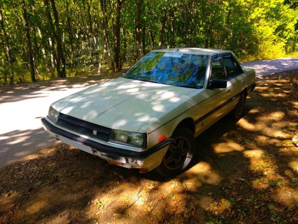 Nissan Skyline, 1984 год, 95 000 руб.