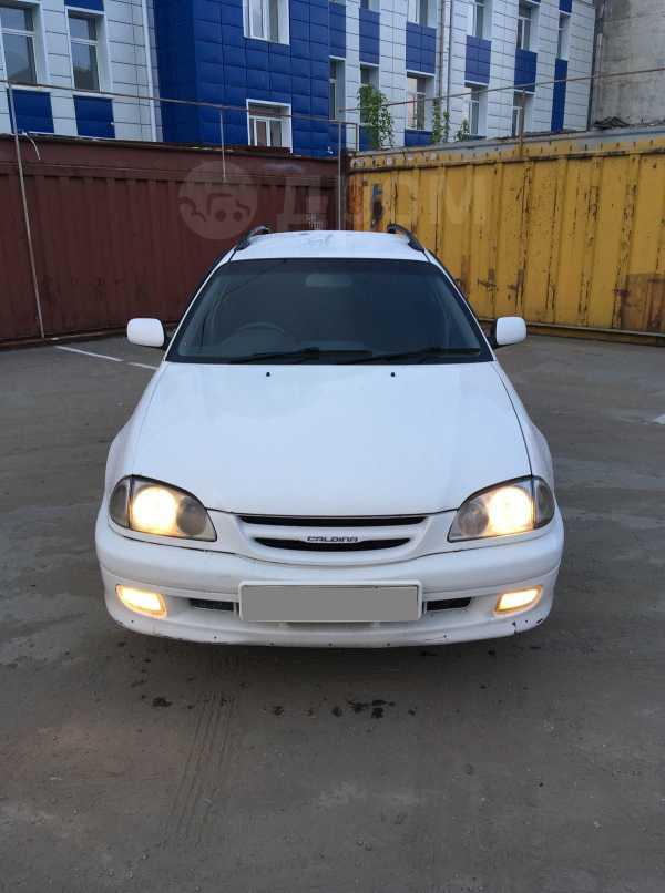 Toyota Caldina, 1998 год, 215 000 руб.
