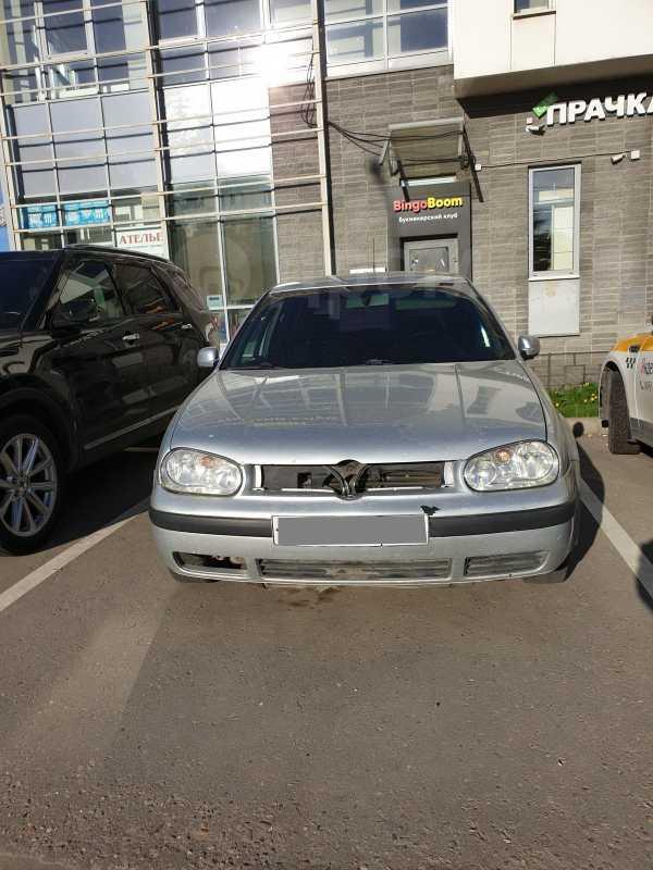 Volkswagen Golf, 2002 год, 120 000 руб.