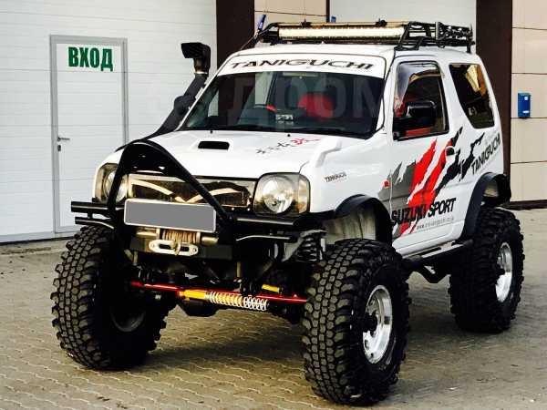 Suzuki Jimny, 2012 год, 1 200 000 руб.