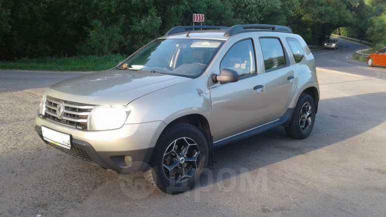 Renault Duster, 2014 год, 480 000 руб.