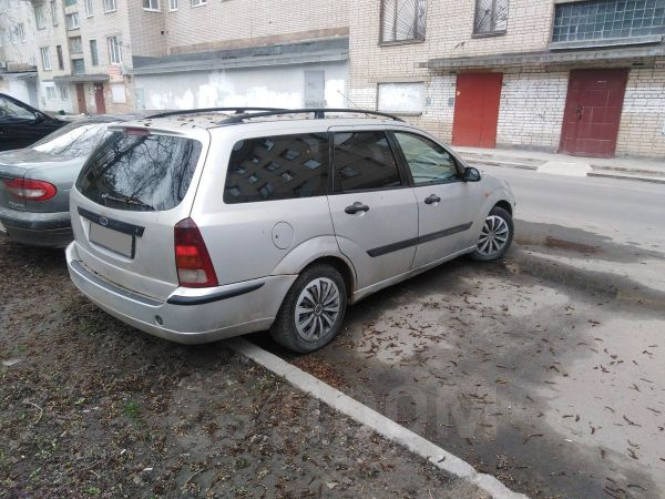 Ford Focus, 2001 год, 70 000 руб.