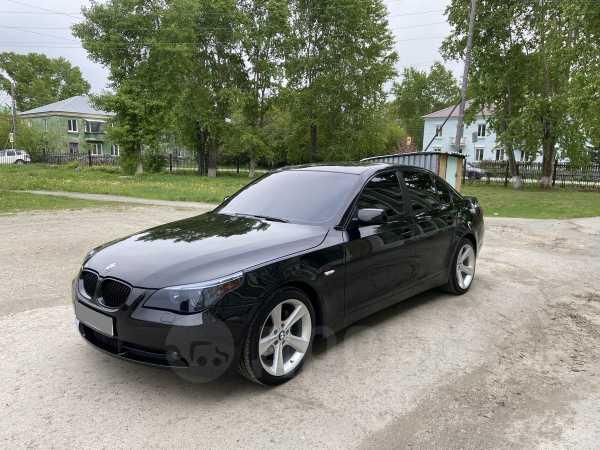 BMW 5-Series, 2007 год, 660 000 руб.