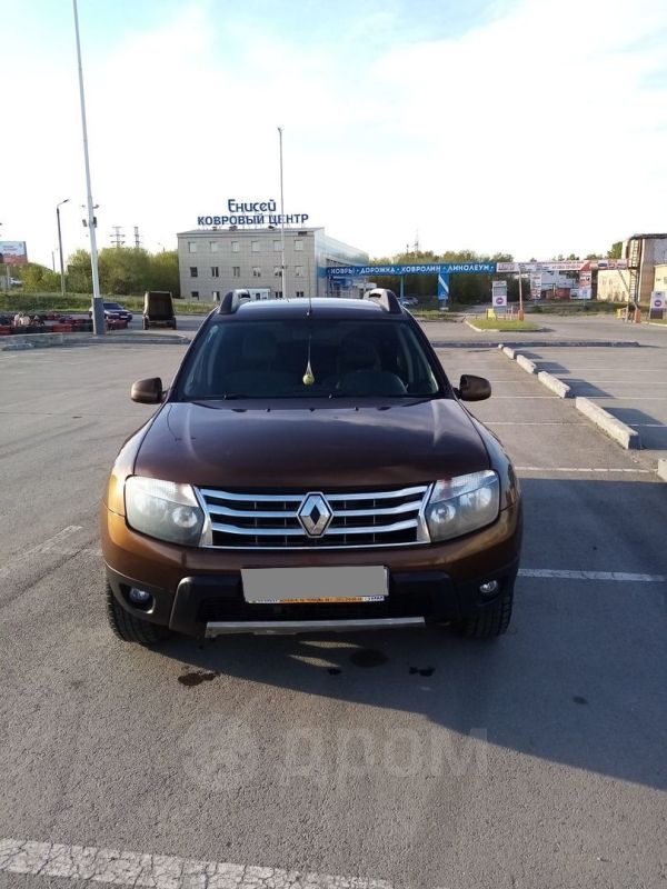 Renault Duster, 2013 год, 515 000 руб.