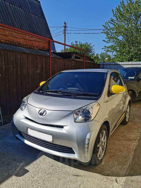 Toyota iQ, 2008 год, 410 000 руб.