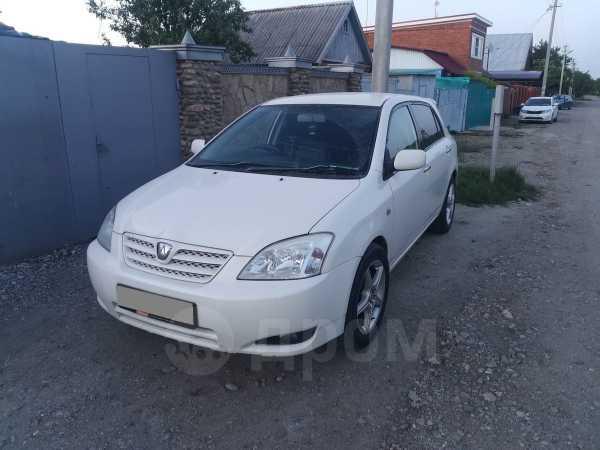 Toyota Allex, 2003 год, 275 000 руб.