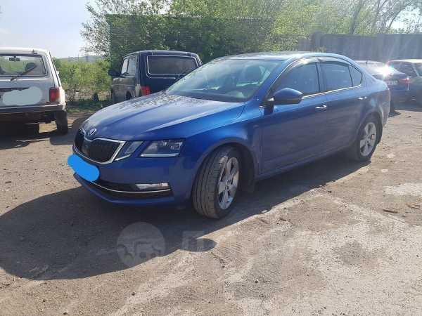 Skoda Octavia, 2018 год, 1 000 000 руб.