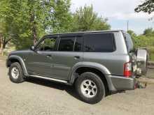 Курган Nissan Patrol 2004