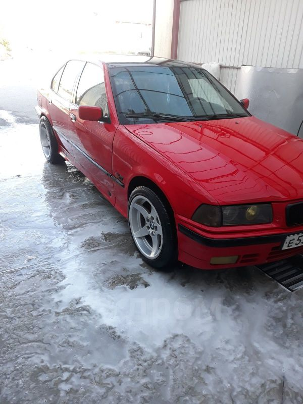 BMW 3-Series, 1991 год, 150 000 руб.