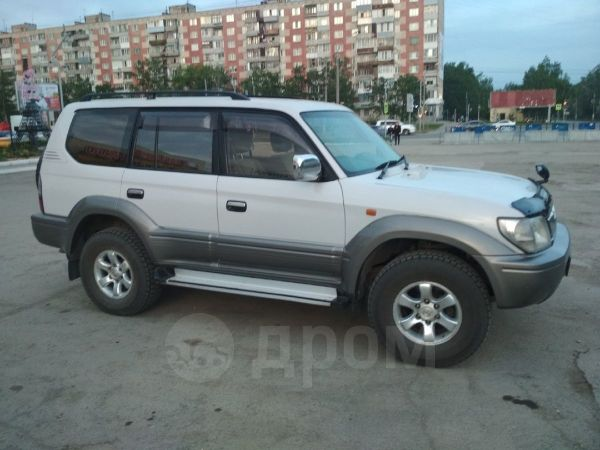 Toyota Land Cruiser Prado, 2001 год, 680 000 руб.