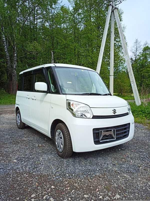 Suzuki Spacia, 2015 год, 420 000 руб.