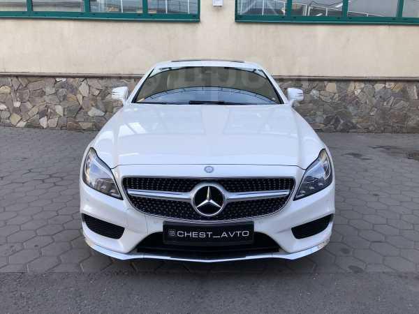 Mercedes-Benz CLS-Class, 2014 год, 2 070 000 руб.