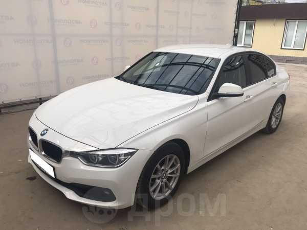 BMW 3-Series, 2016 год, 1 417 500 руб.