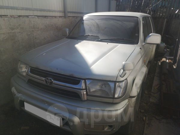 Toyota Hilux Surf, 2002 год, 670 000 руб.