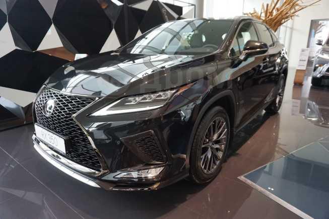Lexus RX350, 2020 год, 4 824 000 руб.